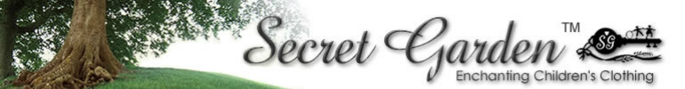 Secret Garden Enchanting Children's Clothing
